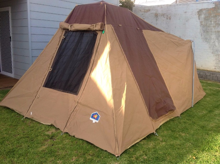 Family Tourer Tent Large & Family Tourer Tent (Large) - Phillip Island Camping Hire